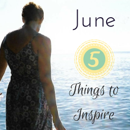 Five Things to Inspire: Facing Fear